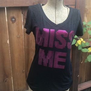 Miss me t shirt size small